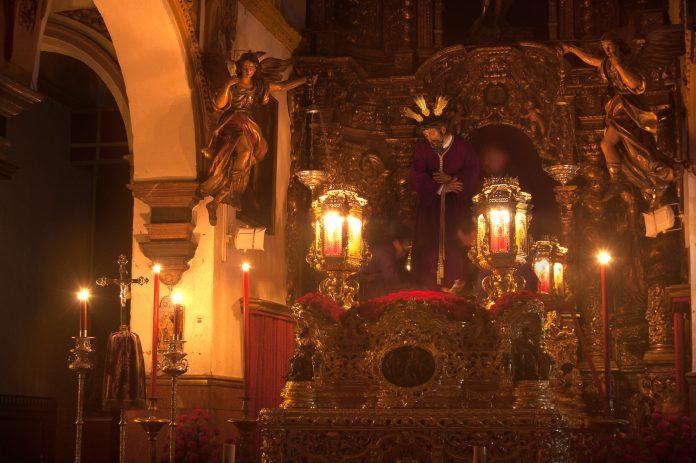 Solemne Traslado de Ntro. Padre Jesús Nazareno a su paso procesional