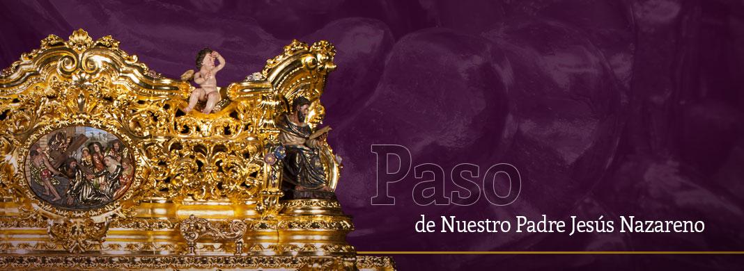 Paso Jesús Nazareno