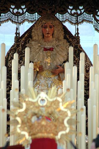 Coronación de María Santísima de La O