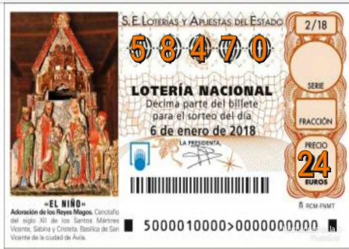 Lotería de