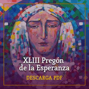 XLIII Pregón de la Esperanza (PDF)