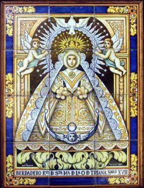 Berdadero Rostro de Santa Maria de la O