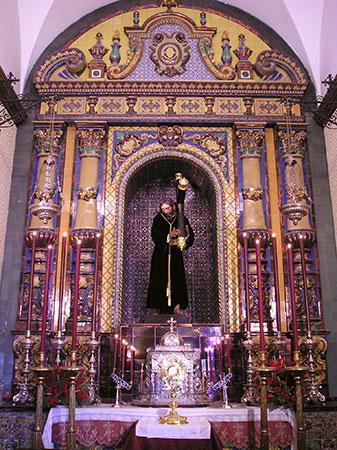 Capilla Sacramental