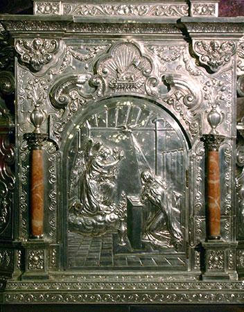 Puerta Tabernáculo Sagrario