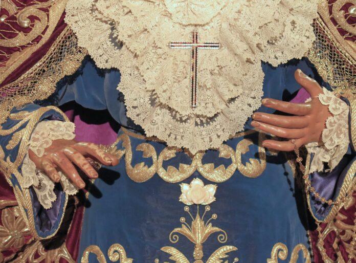 Besamano María Santísima de la O
