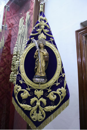 Guión Santa Brígida