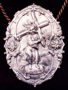 Medallón del pertiguero
