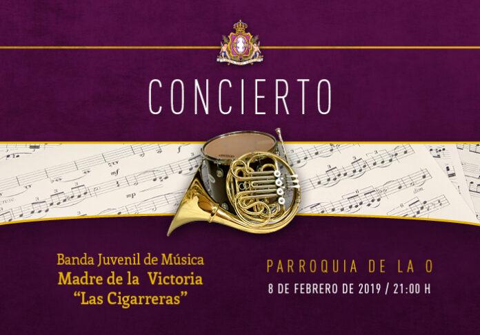 Concierto Banda Cigarreras Juvenil