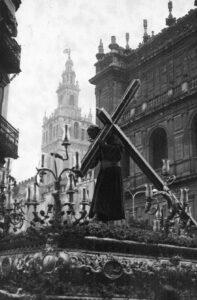 Nazareno de la O de regreso el 10 abril 1966, Domingo Resurrección