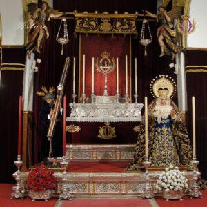 Altar del Domingo de Ramos de 2021