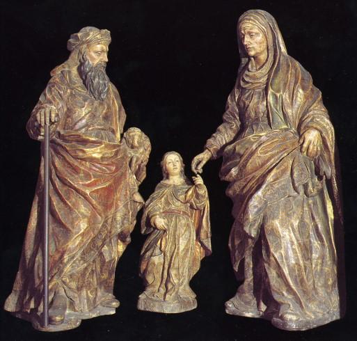 Sagrada Familia de la Virgen María