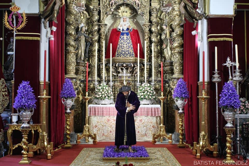 Veneración de Nuestro Padre Jesús Nazareno - Domingo de Resurrección de 2021
