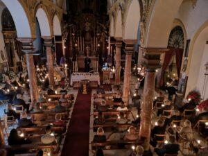 Vigilia Pascual - Sábado Santo de 2021